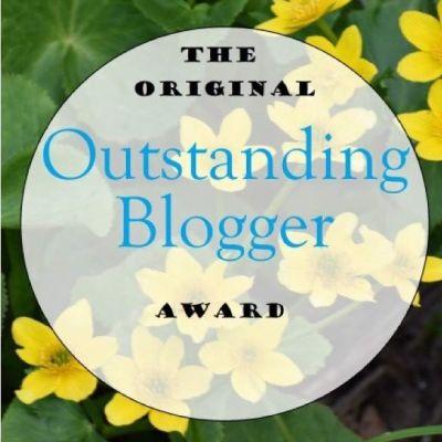 Outstanding Blogger Award.