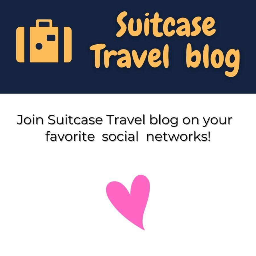 Social Media, Suitcase Travel Blog,