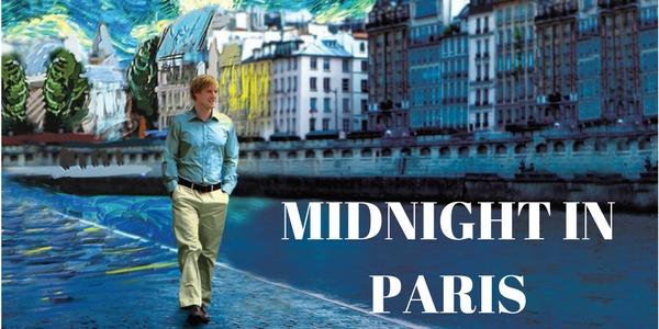 """Movie """"Midnight in Paris"""""""