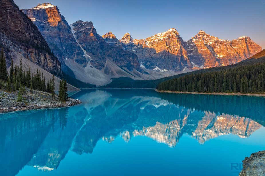 Lake Louise, Banff, Canada,