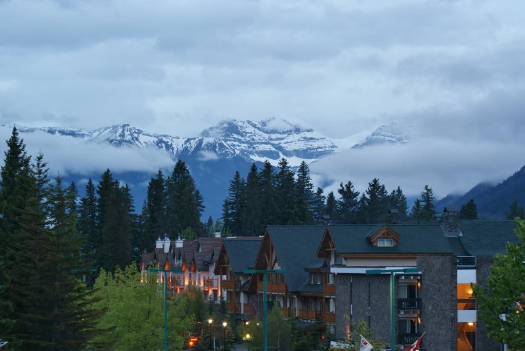Banff, Alberta, Canada, mountains