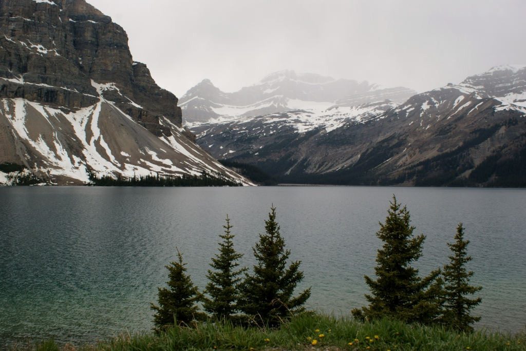 Canadian Rocky Mountans, Hector Lake, Banff, hwy 1a