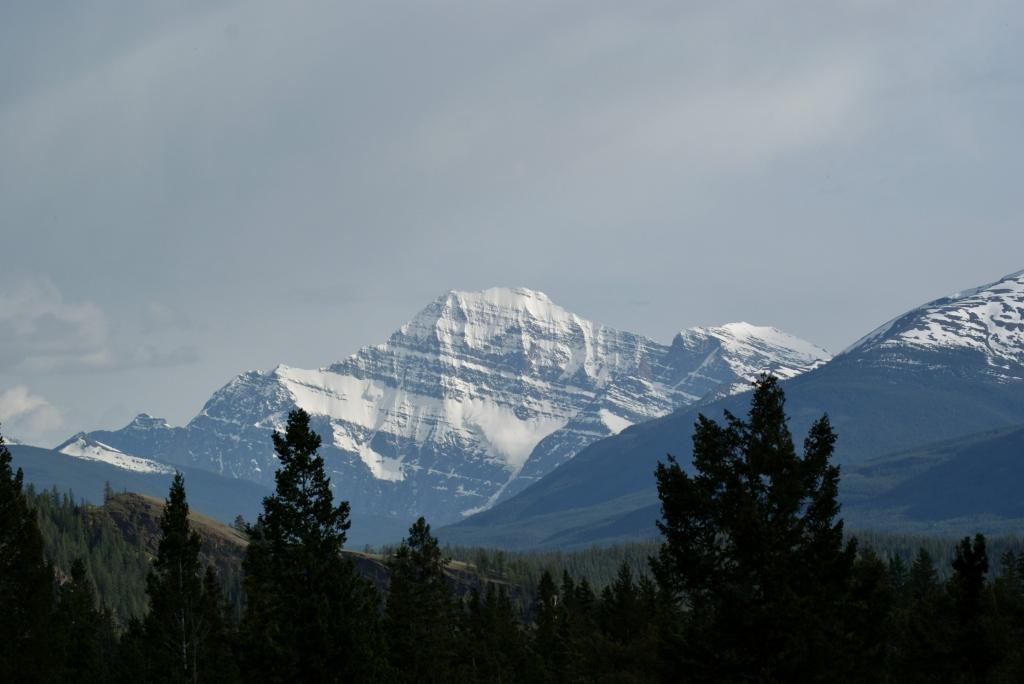 Canadian Rocky Mountans, Icefields Parkway, Banff, Jasper, Alberta, Canada