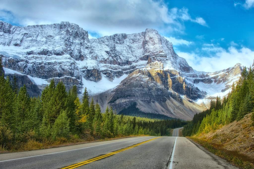 Canadian Rocky Mountans
