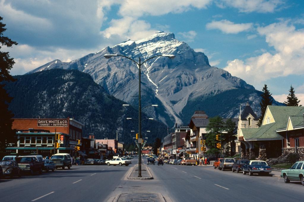 Banff, Canada, Alberta