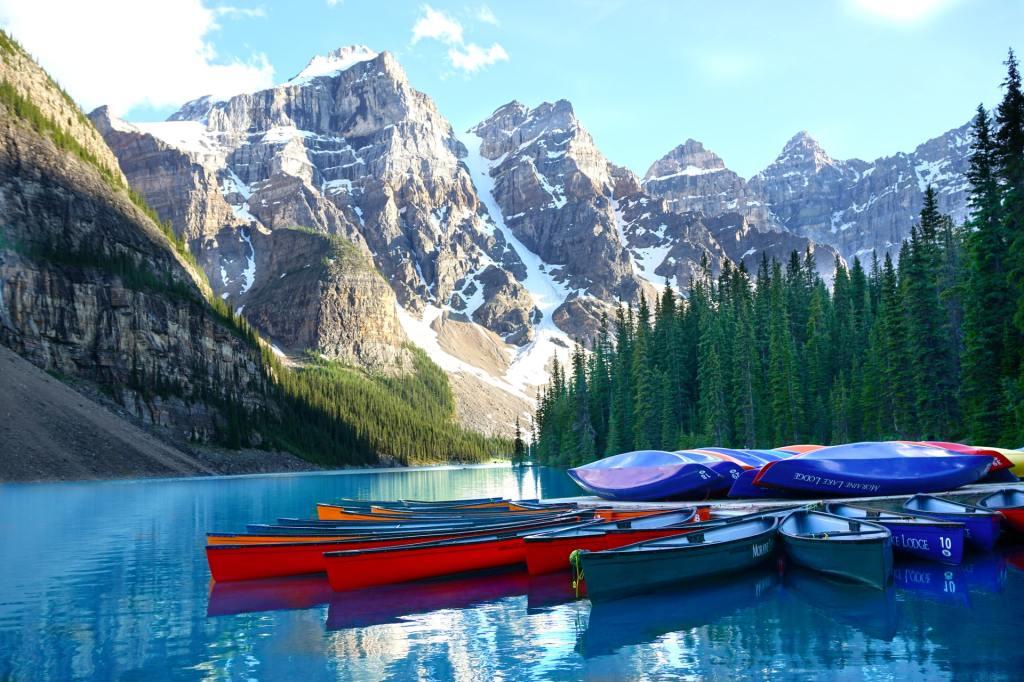 Lake Louise,Banff,Canada