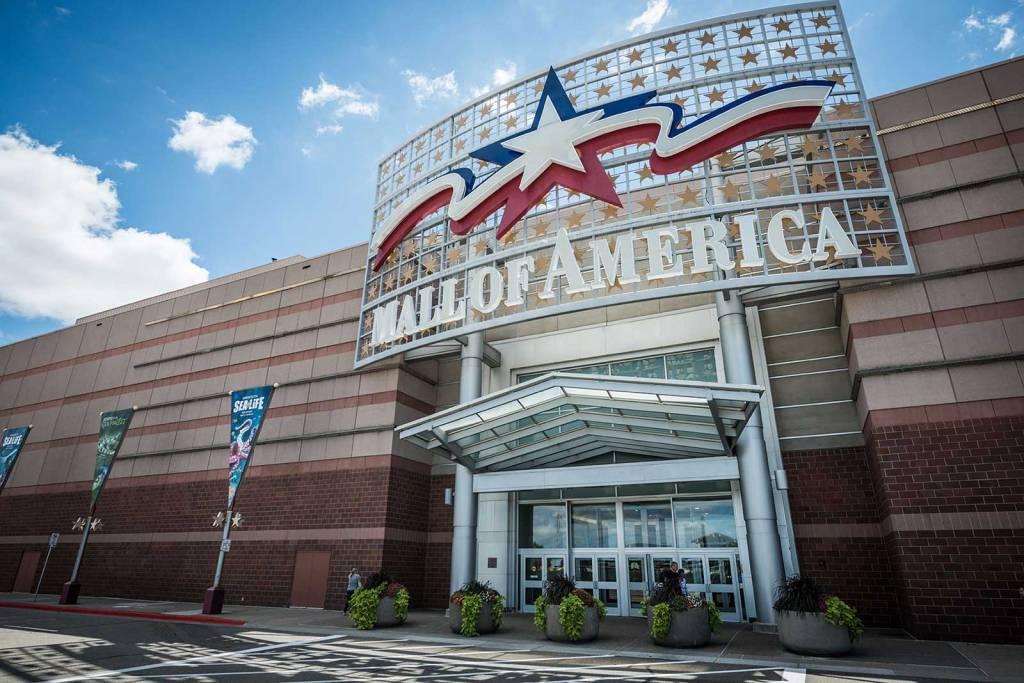 Mall of America, Minneapolis, US, Minesota